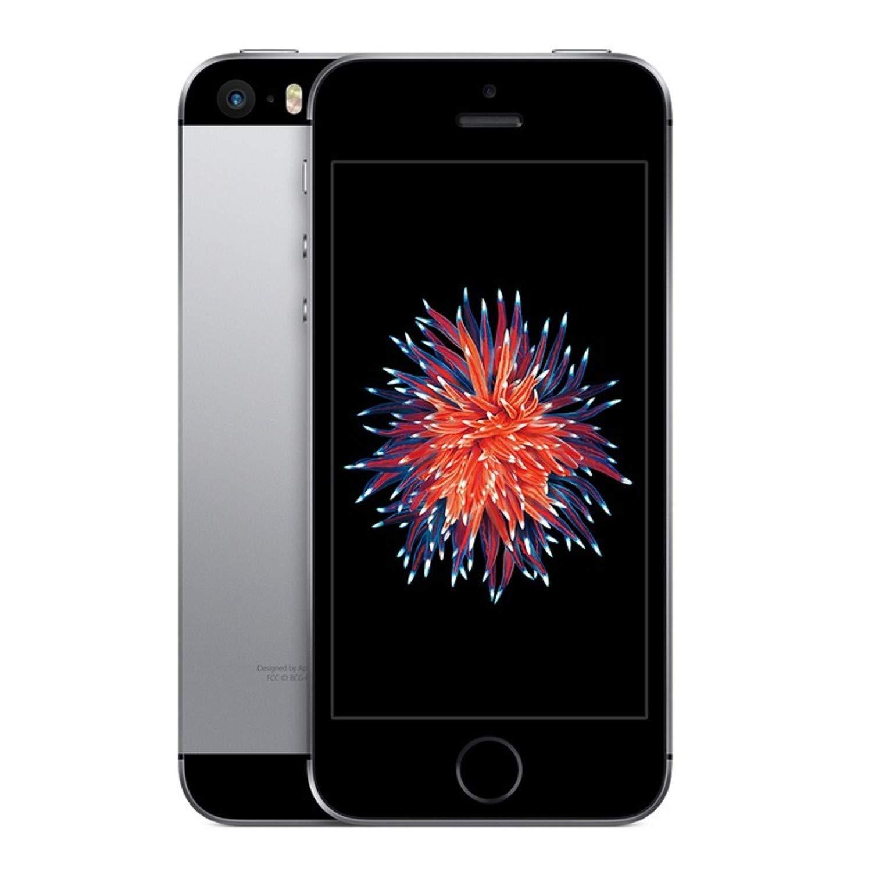 Begagnad Apple iPhone SE 64GB Svart Bra skick