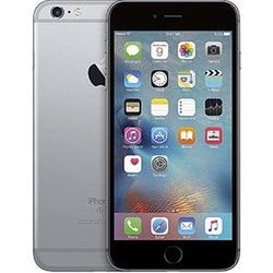 Begagnad Apple iPhone 6s Plus 16GB Svart Bra skick