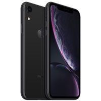 Begagnad Apple iPhone XR 128GB svart Okej Skick