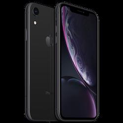 Begagnad Apple iPhone XR 128GB svart Bra skick