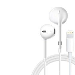 Apple EarPods med Lightning-kontakt Original