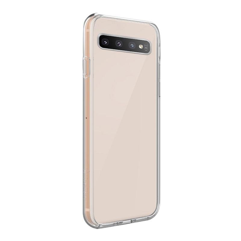 SiGN Ultra Slim Case för Samsung Galaxy S10e - Transparent