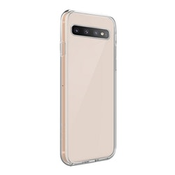 SiGN Ultra Slim Case för Samsung Galaxy S10e - Transparent