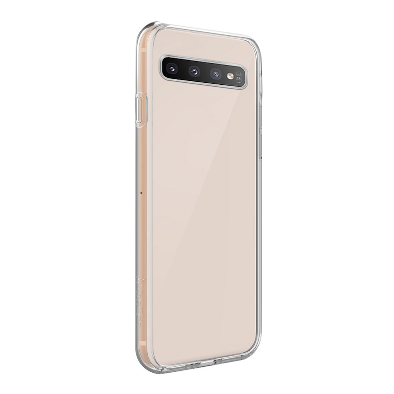 SiGN Ultra Slim Case för Samsung Galaxy S10 Plus - Transparent