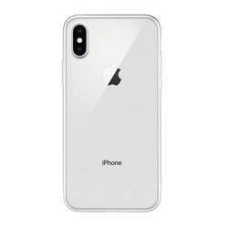SiGN Ultra Slim Case för iPhone XS Max - Transparent