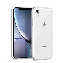 SiGN Ultra Slim Case för iPhone XR - Transparent