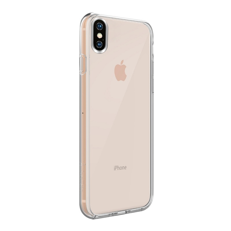 SiGN Ultra Slim Case för iPhone X & XS - Transparent