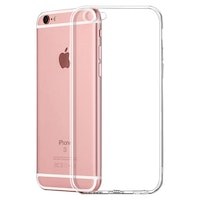 SiGN Ultra Slim Case för iPhone 7 & 8/SE 2 - Transparent