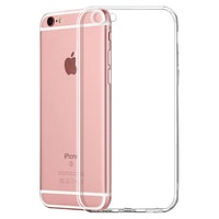 SiGN Ultra Slim Case för iPhone 7 & 8 Plus - Transparent