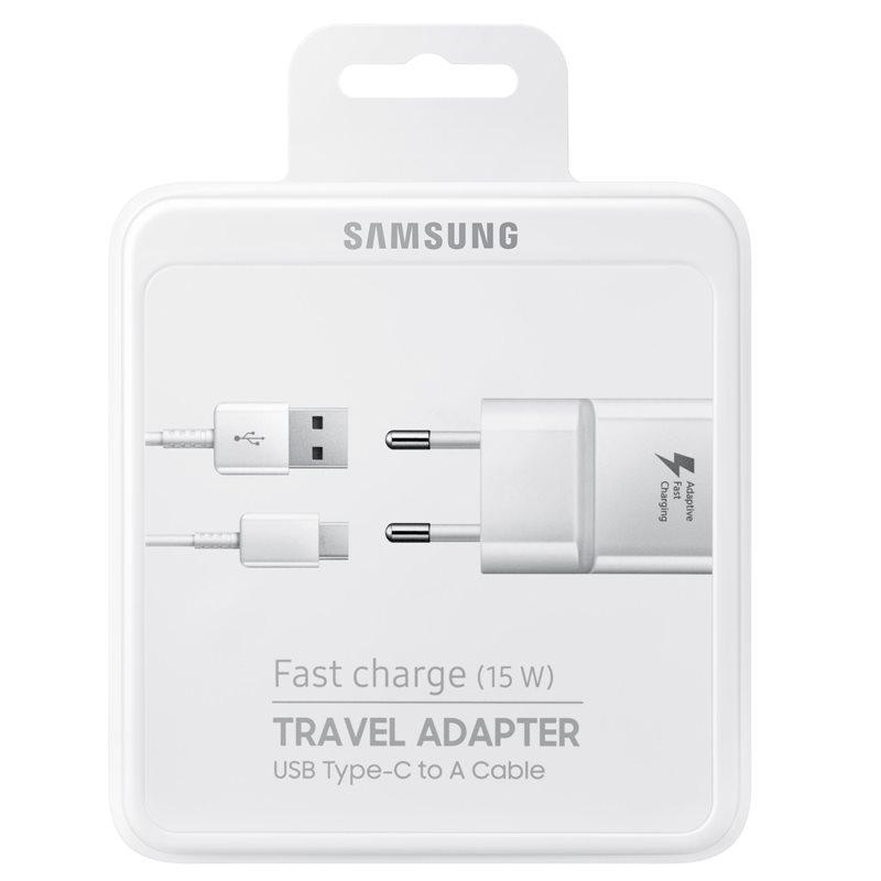 Samsung USB-C Snabbladdare EP-TA20 - Vit