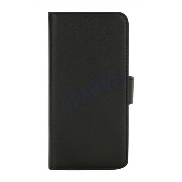 Plånboksfodral med Magnetstängning för iPhone 6-6S-7-8 - Svart