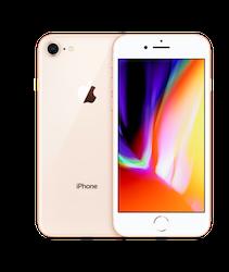 Begagnad Apple iPhone 8 256GB Guld Bra skick