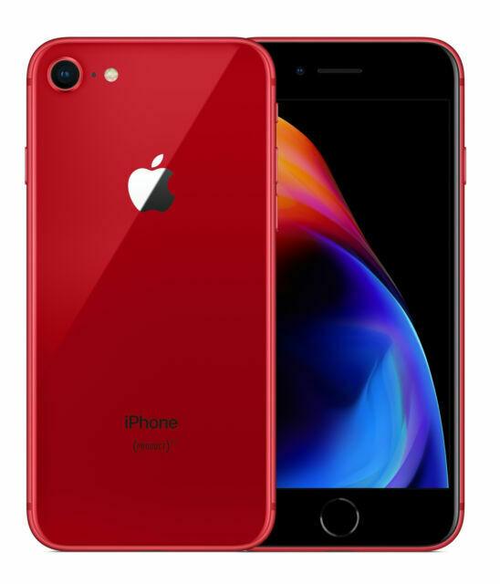 Begagnad Apple iPhone 8 256GB Röd Bra skick