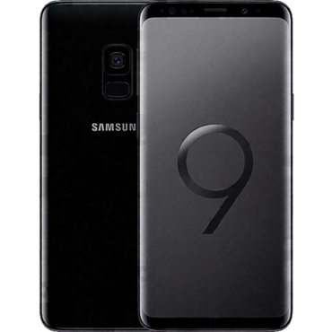 Begagnad Samsung Galaxy S9 64GB svart Bra skick