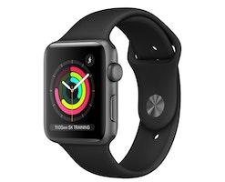 Begagnad Apple watch Series 3 38 mm Okej Skick