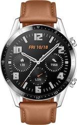 Begagnad Huawei Watch GT2 smartwatch 46 mm Okej Skick
