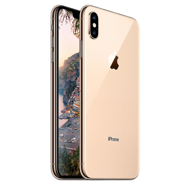 Begagnad Apple iPhone XS Max 64GB Rosé guld Bra skick