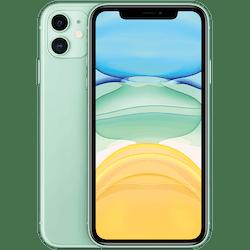 Begagnad Apple iPhone 11 64GB grön bra skick