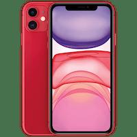 Begagnad Apple iPhone 11 128GB Röd bra skick
