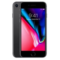 Begagnad Apple iPhone 8 64GB Svart Bra skick