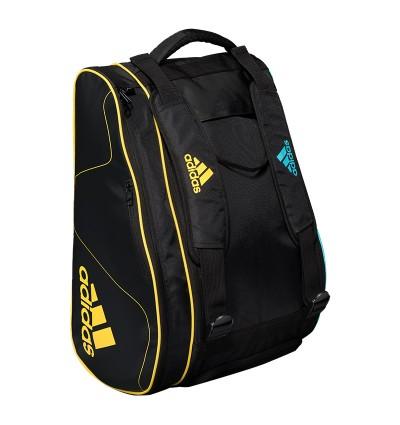 Adidas Padelväska TOUR 2.0 Yellow/Blue