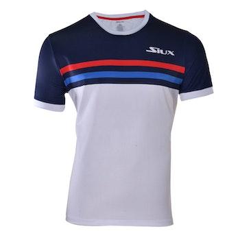 Siux Luxury Marino/Blanco T-shirt