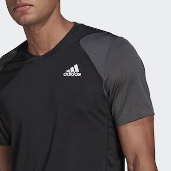 Adidas Club T-Shirt Black/Grey