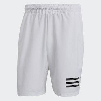 Adidas Club 3-Stripes Shorts White