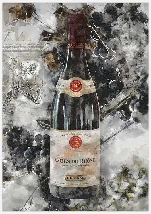 Wine Artwork