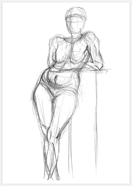 Comfortable Posture