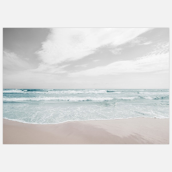 Sea Horizon – Coloured