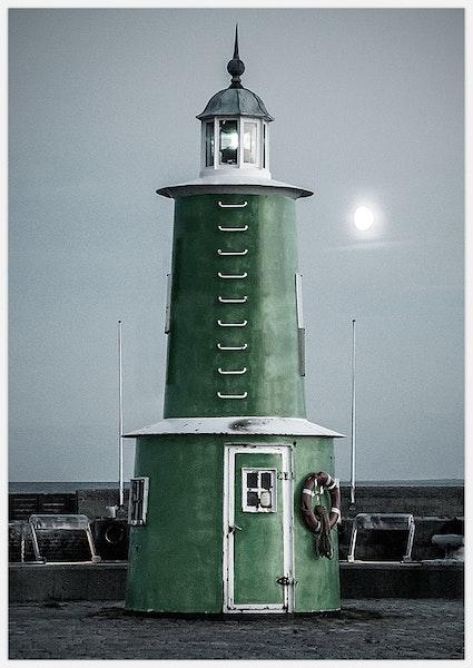 Green Lighthouse