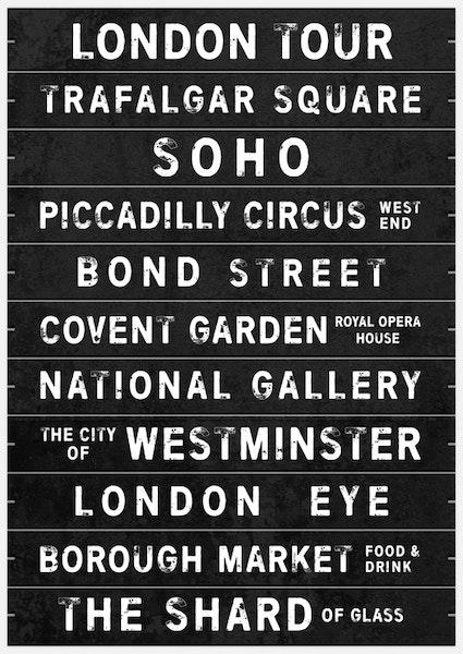 London Tour – Shabby Style