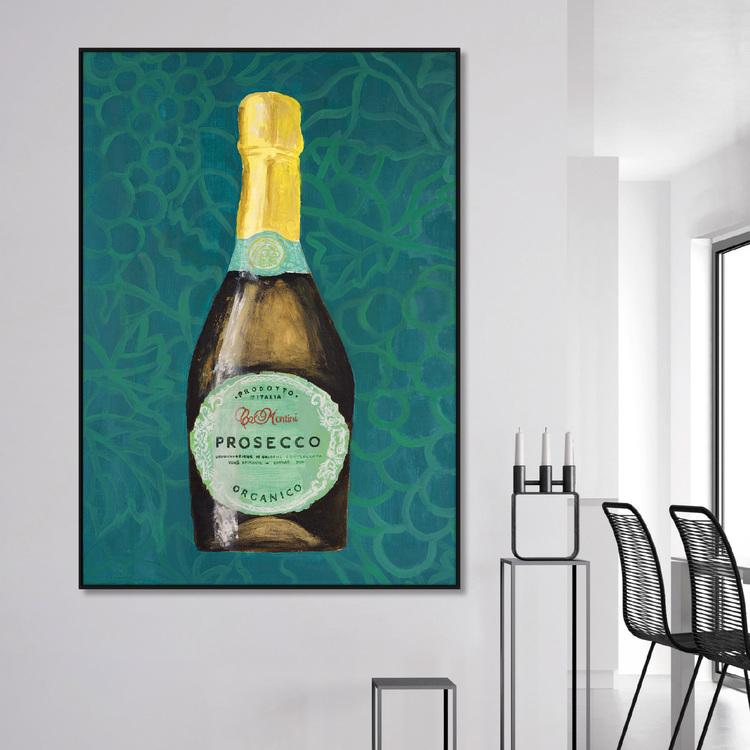 Sparkling Wine Art 2