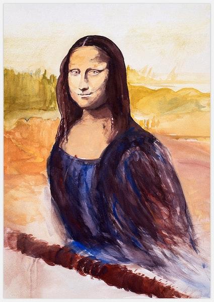 Mona Lisa Bird