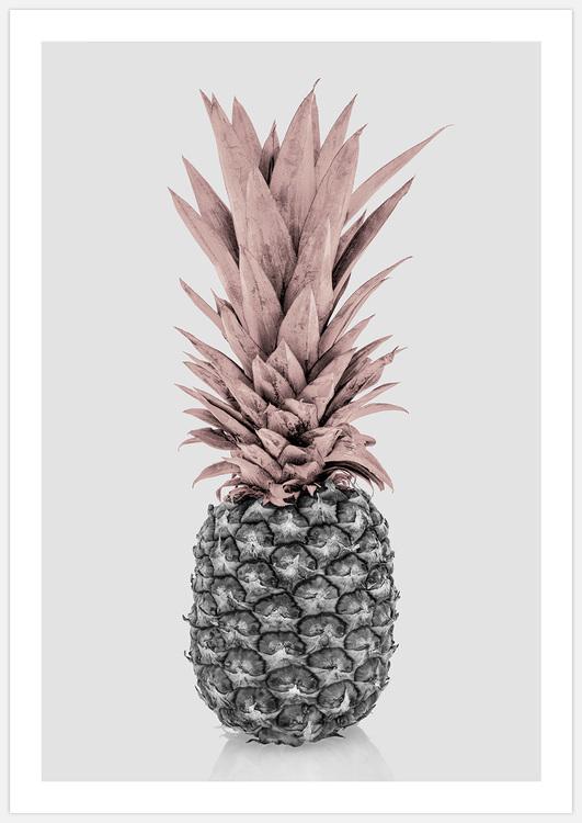 Light Pink Pineapple 2