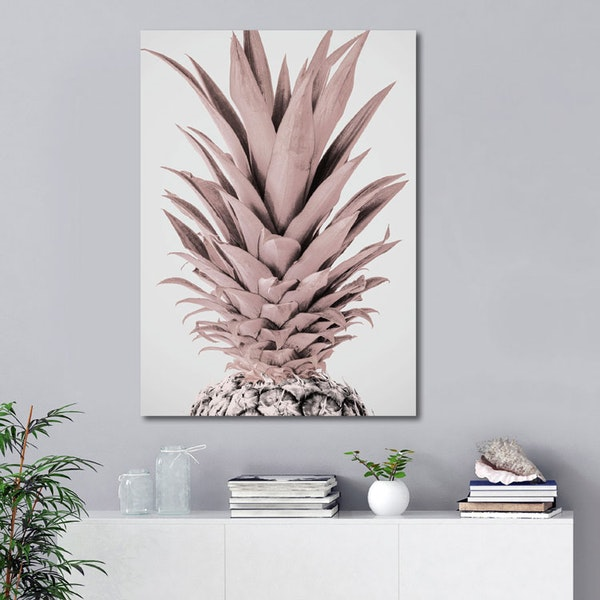 Light Pink Pineapple