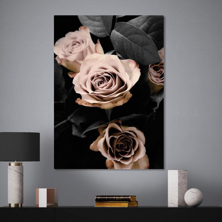 Classic Roses Canvas