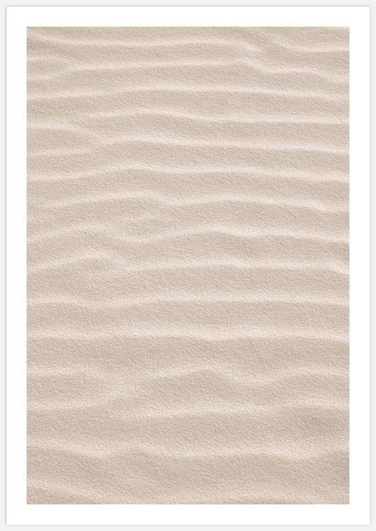 Tavelvägg On the beach