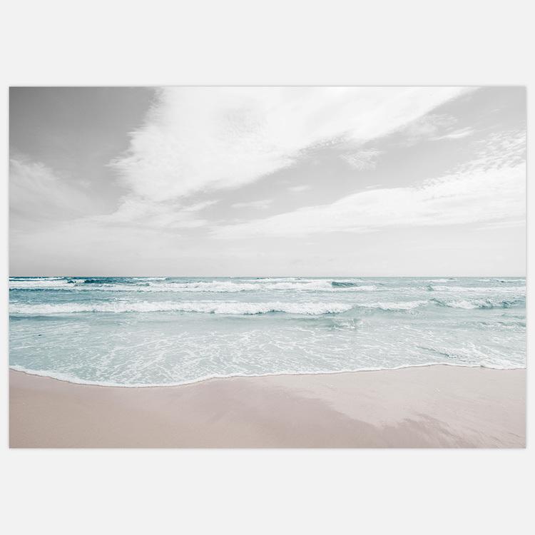 Sea Horizon inspiration – Coloured