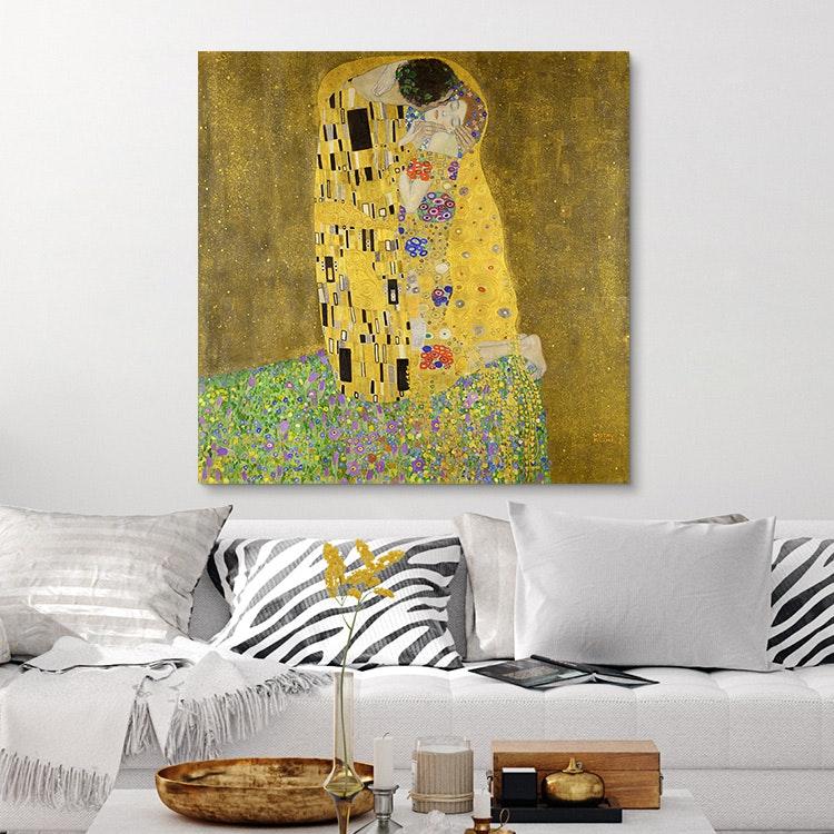 The Kiss – Gustav Klimt Canvas