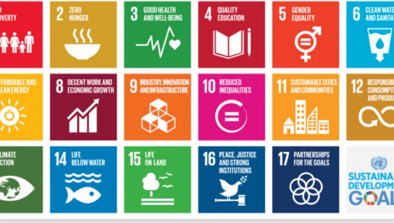 Tillsammans mot de globala målen
