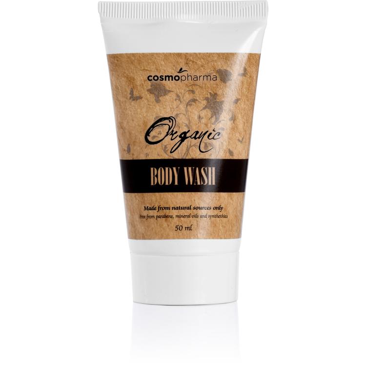 Mini Organic Body Wash