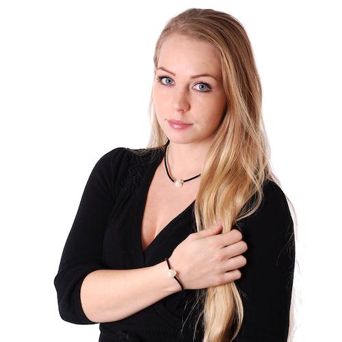 SIMPLICITY Bracelet #White