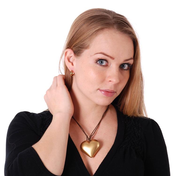 MINI LOOPS Earrings #Gold
