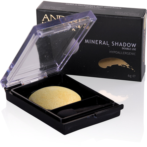 Mineral EyeShadow#64 SunYellow