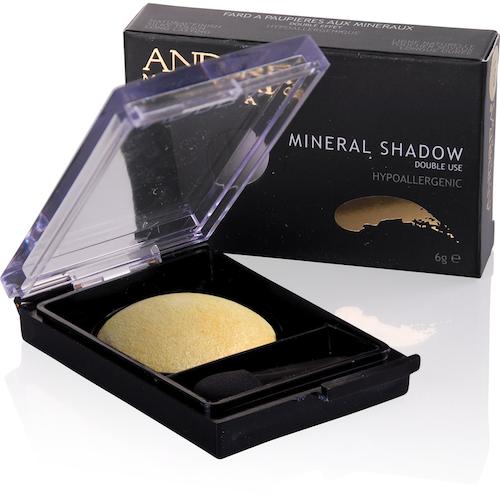 Mineral EyeShadow # 64 SunYellow
