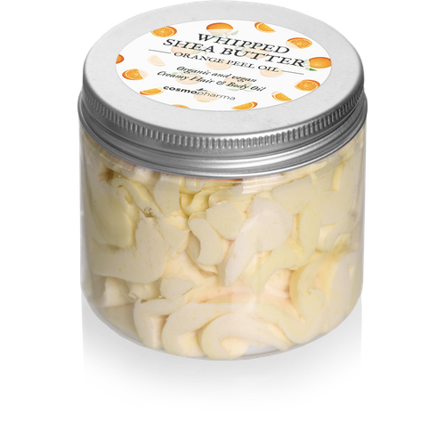 Whipped Shea Butter - Orange Peel Oil