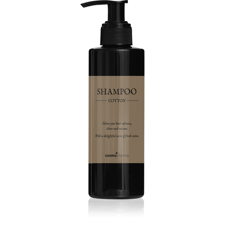 Hair Shampoo Cotton