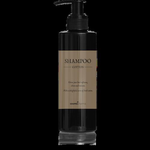 Hair Shampoo Cotton